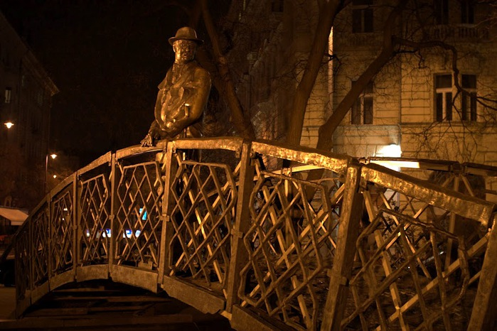 Ночной Будапешт 85561