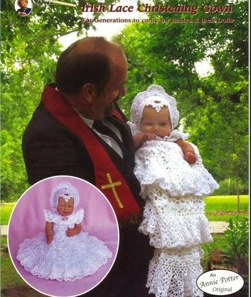 Крестильное платье для новорожденной -крючком красивый ажурный узор/4683827_20120323_231008 (493x582, 110Kb)