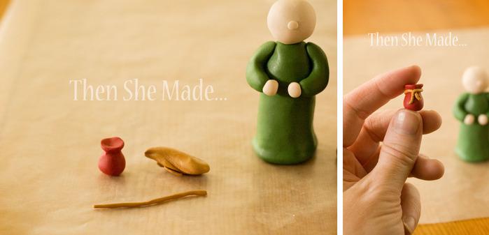 Как сделать из пластилина что то красивое