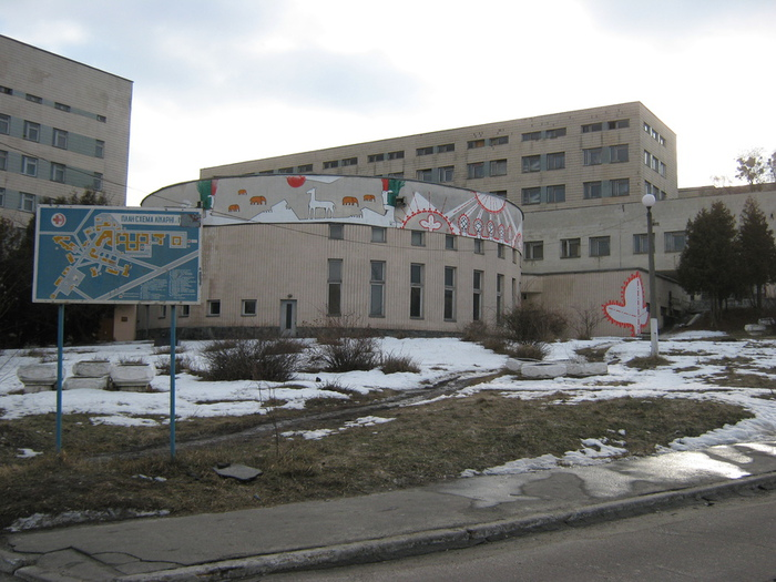 Ярославль кресты областная больница