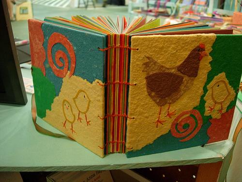 Проекты книги своими руками из