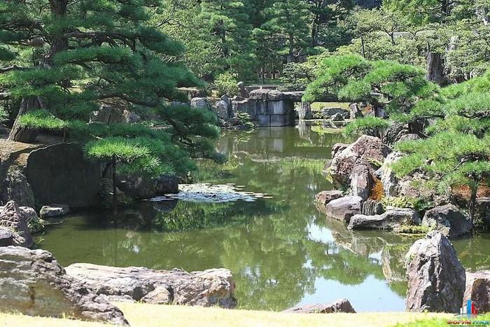 Японский сад фото 5 (700x467, 159Kb)