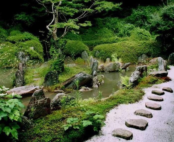 Японский сад фото 57 (700x569, 144Kb)