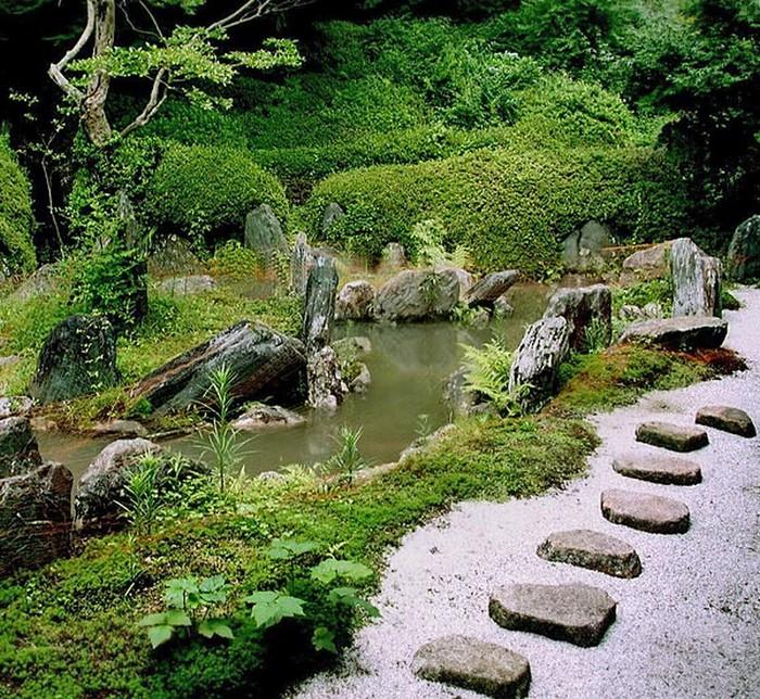 Японский сад фото 61 (700x644, 224Kb)