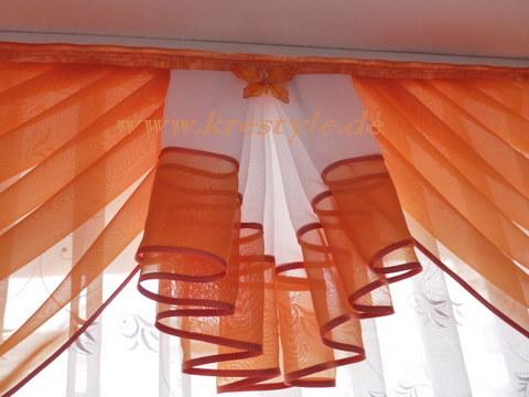 Мастер класс шторы ламбрекен