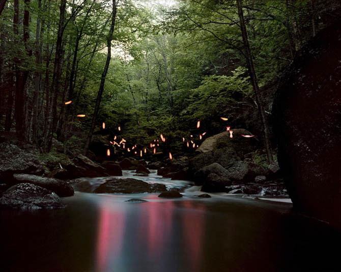 Невероятные и таинственные пейзажи