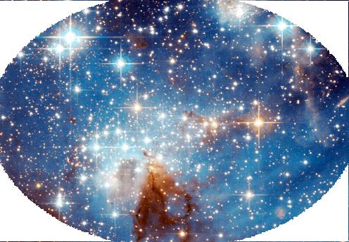 Звездное небо живые обои