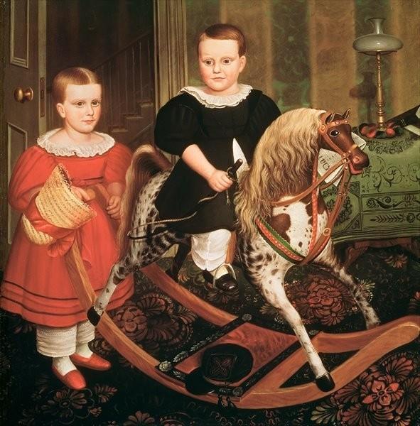 1235375_the_hobby_horse_c.1840 (591x600, 109Kb)