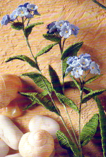 дикие гвоздики (407x600, 154Kb)