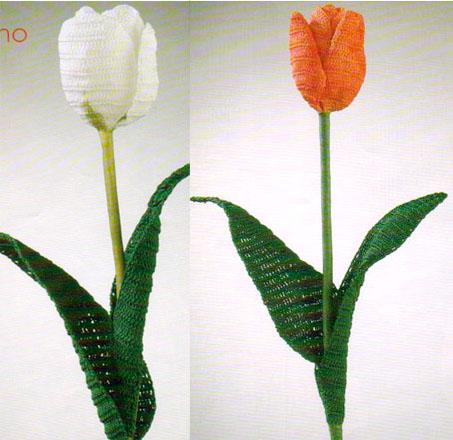 тюльпаны (453x440, 74Kb)