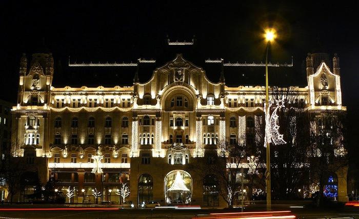 Ночной Будапешт 32844