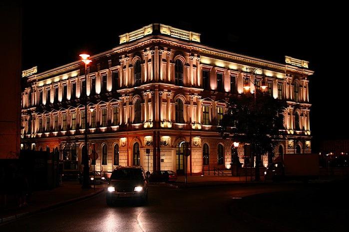 Ночной Будапешт 66311