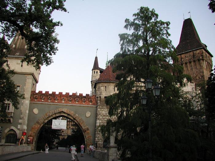 Жемчужинa Дуная - Замок Вайдахуняд - часть 7 10287