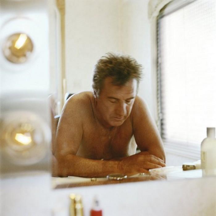 Плачущие мужчины фотографа Сэм Тэйлор-Вуд - Dustin Hoffman (700x700, 59Kb)