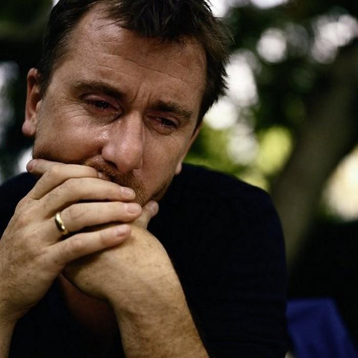 Плачущие мужчины фотографа Сэм Тэйлор-Вуд - Tim Roth (700x700, 77Kb)