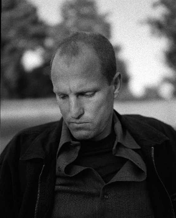 Плачущие мужчины фотографа Сэм Тэйлор-Вуд - Woody Harrelson (565x700, 202Kb)