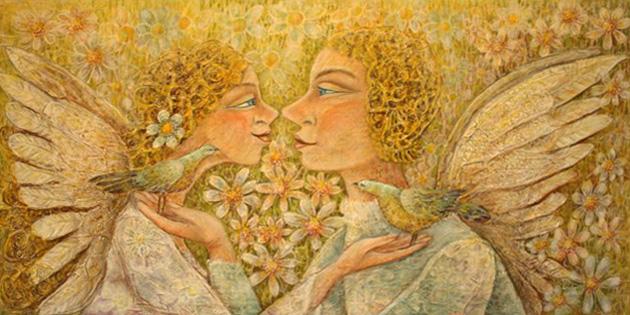 Danguol Jokubaitien-立陶宛女藝術家, 訴說著細緻的畫語.溫馨的氣味.閃耀你的眼睛帶點天真的藝術。。。 - milk  - ☆ Milk ☆ 平平。淡淡。也是真。