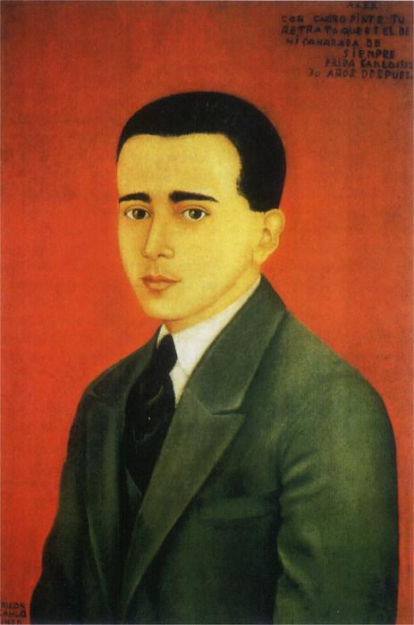 Алехандро Гомес Ариас, 1928 (463x700, 70Kb)