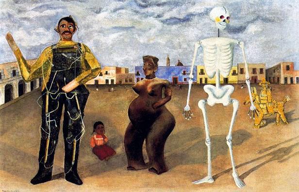 Четыре жителя Мексики 1938 (616x396, 86Kb)