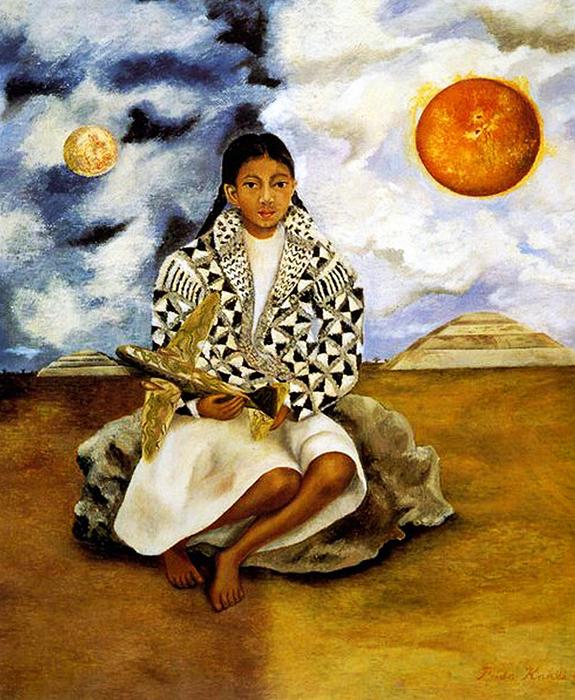 Лука Мария, девочка из Теуакана, 1942 (575x700, 492Kb)