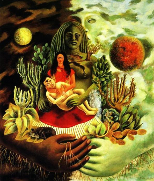 Объятия вселенской любви 1949 (595x700, 142Kb)