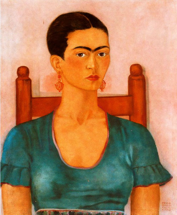 Автопортрет 1930 (577x700, 114Kb)