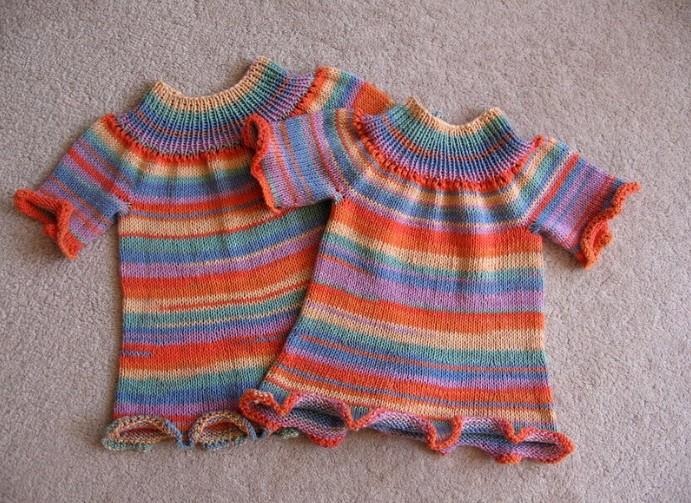 Платье-туника для девочки вязаное спицами ,описание на возраст от года до 7-9 лет,с raverly/4683827_20120327_101517 (691x503, 159Kb)