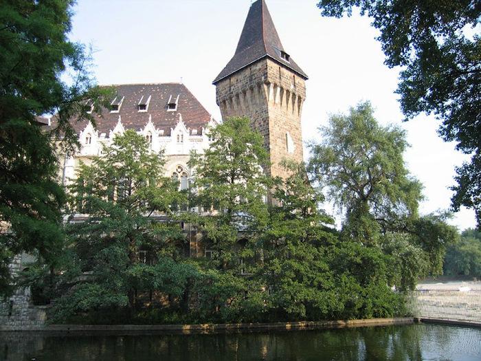 Жемчужинa Дуная - Замок Вайдахуняд - часть 7 57343