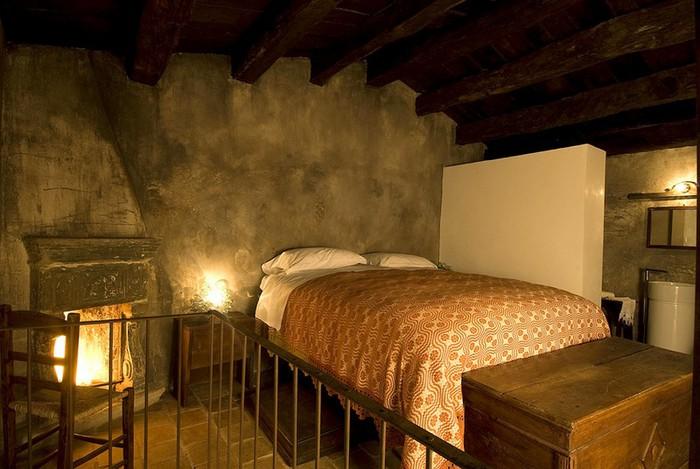 Итальянский эко-отель Albergo Diffuso Santo Stefano di Sessanio 6 (700x469, 90Kb)