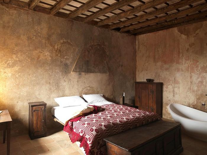 Итальянский эко-отель Albergo Diffuso Santo Stefano di Sessanio 15 (700x525, 102Kb)
