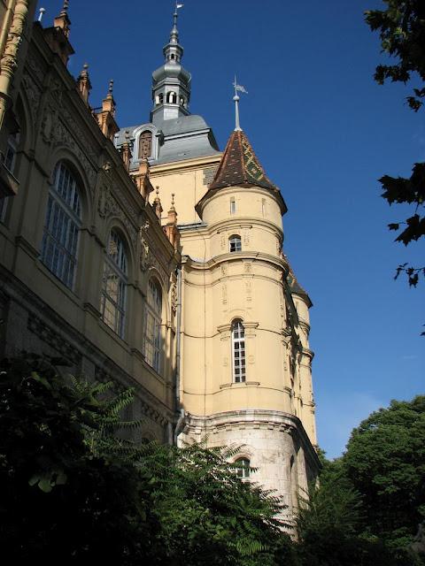Жемчужинa Дуная - Замок Вайдахуняд - часть 7 11403