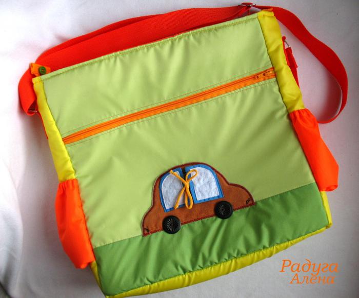 сумка для мамы Львенок 2 (700x581, 472Kb)
