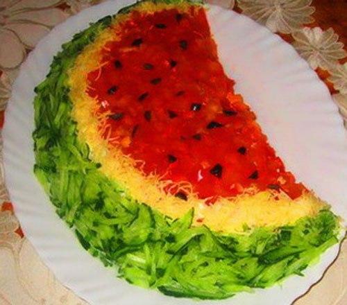 салат арбузная долька (500x440, 47Kb)