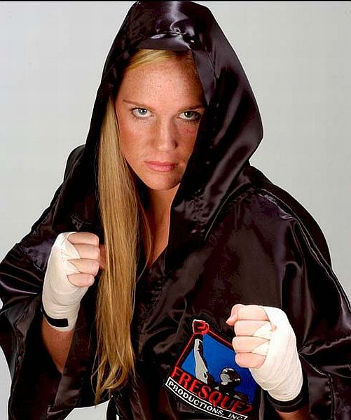 Holly Holm - boxing - female boxing - boxing women (501x600, 57Kb)
