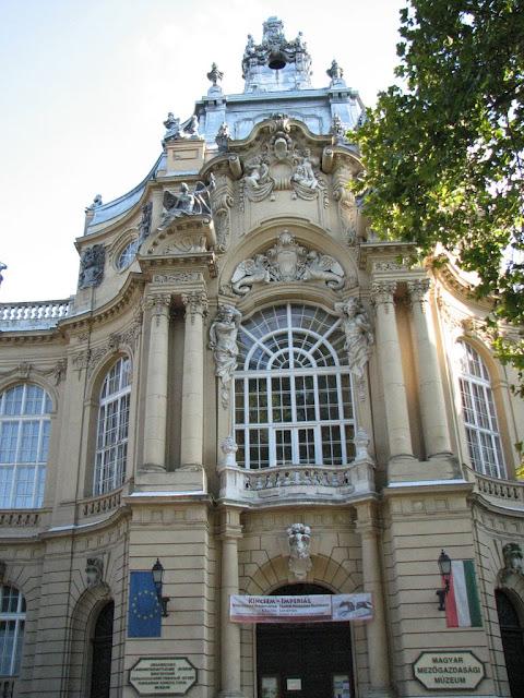 Жемчужинa Дуная - Замок Вайдахуняд - часть 7 29412