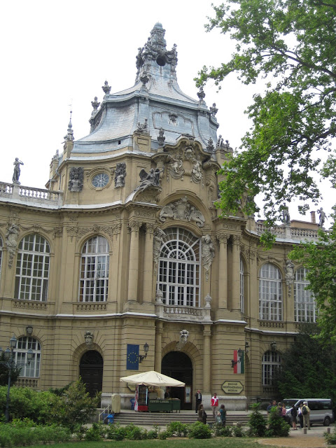 Жемчужинa Дуная - Замок Вайдахуняд - часть 7 88942