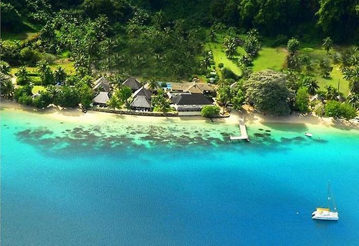 Фото-путешествие на остров Хуахине - Французская Полинезия 3 (700x479, 110Kb)
