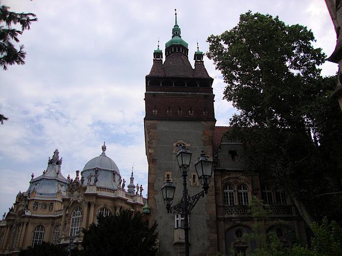 Жемчужинa Дуная - Замок Вайдахуняд - часть 7 52874