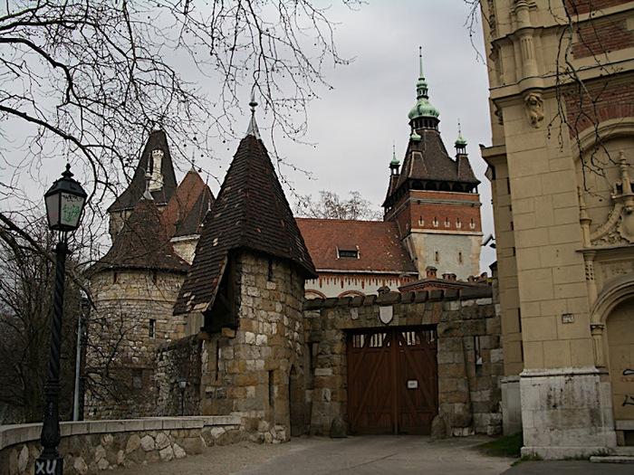 Жемчужинa Дуная - Замок Вайдахуняд - часть 7 95067