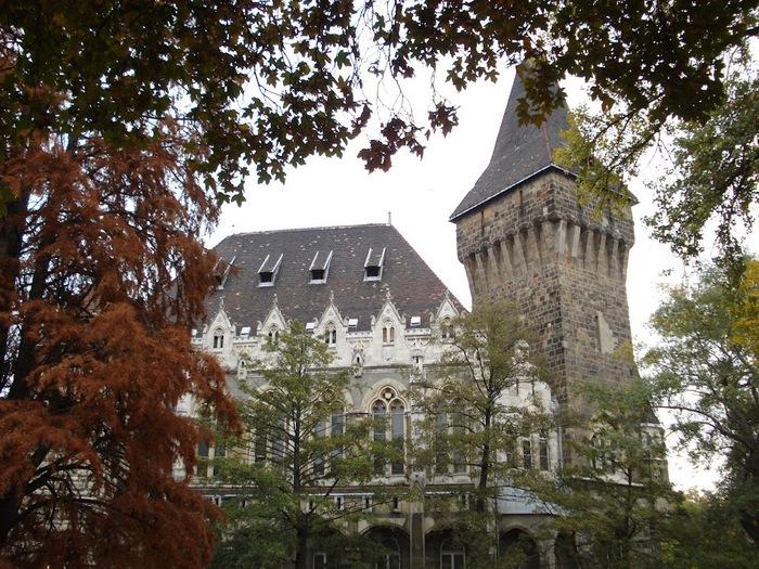 Жемчужинa Дуная - Замок Вайдахуняд - часть 7 33796