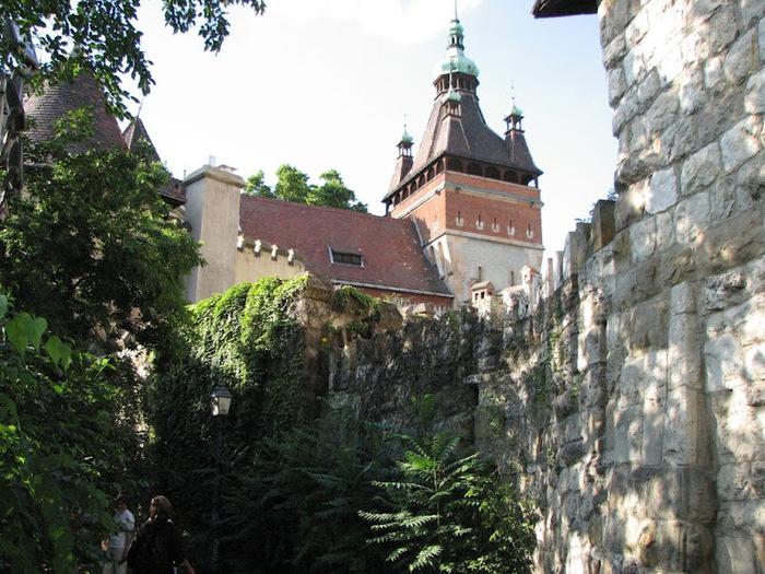 Жемчужинa Дуная - Замок Вайдахуняд - часть 7 72235