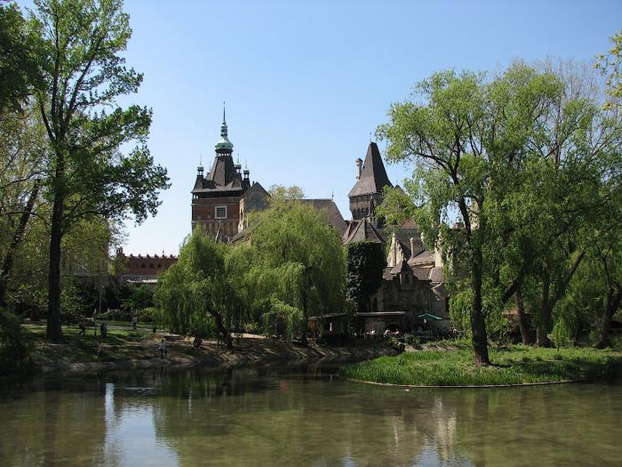 Жемчужинa Дуная - Замок Вайдахуняд - часть 7 40168