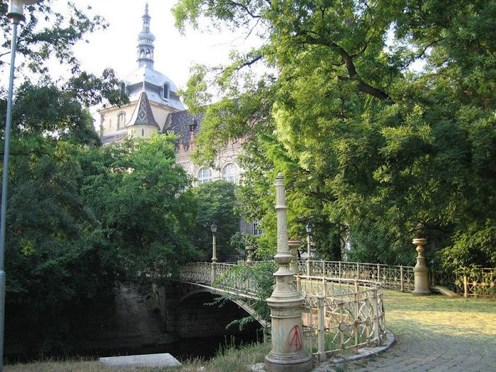 Жемчужинa Дуная - Замок Вайдахуняд - часть 7 11062
