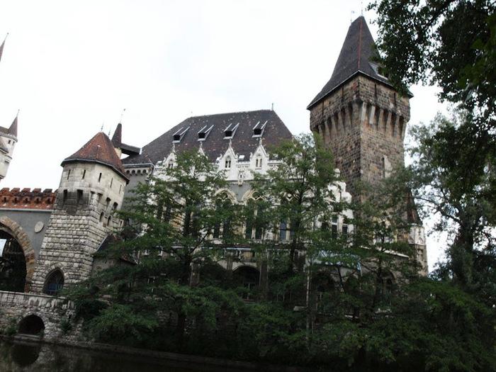 Жемчужинa Дуная - Замок Вайдахуняд - часть 7 59595