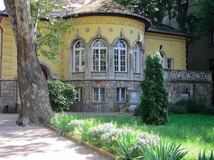 Жемчужинa Дуная - Замок Вайдахуняд - часть 7 92182