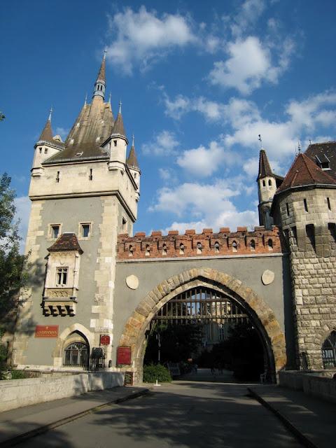 Жемчужинa Дуная - Замок Вайдахуняд - часть 7 56218