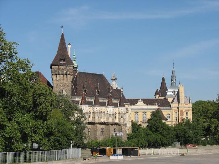 Жемчужинa Дуная - Замок Вайдахуняд - часть 7 23026