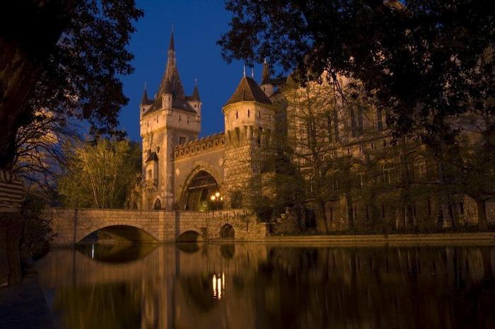 Жемчужинa Дуная - Замок Вайдахуняд - часть 7 20867