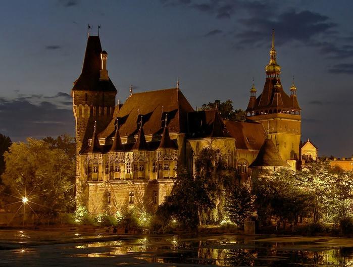 Жемчужинa Дуная - Замок Вайдахуняд - часть 7 28275