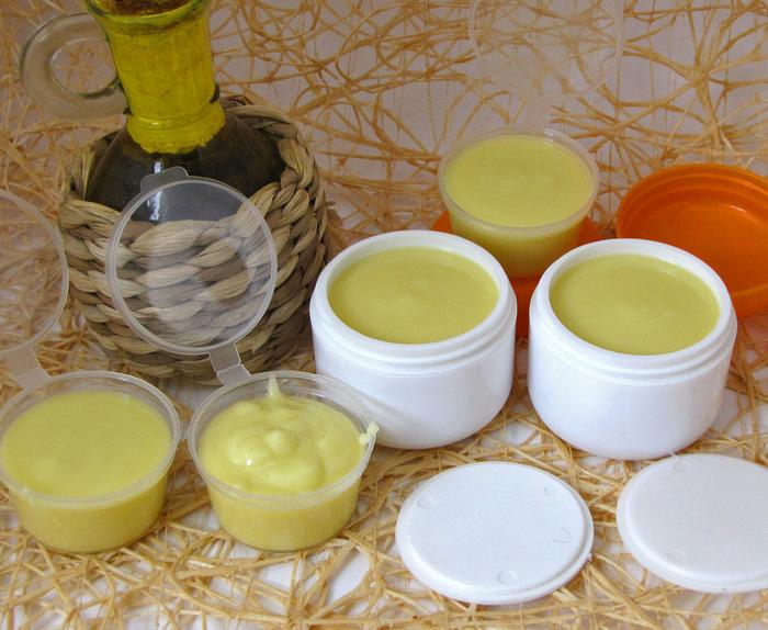 Масла для крема в домашних условиях 402